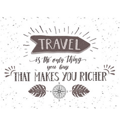 Travel with direction and vector