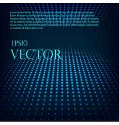 Virtual tecnology background Eps 10 vector image vector image