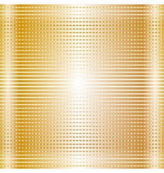 gold net texture vector image vector image