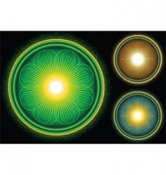 cosmic creation vector image