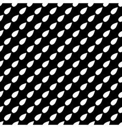 Drops geometric seamless pattern 4008 vector image