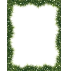 New year frame with copy space EPS 8 vector image