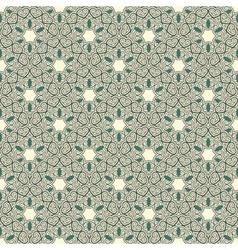 seamless pattern oriental style vector image