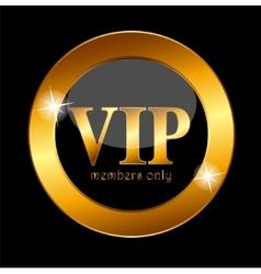 VIP Members Label vector