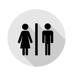 Couple Icon vector image vector image