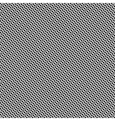 Dot abstract background isolated on white vector image vector image