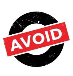 Avoid rubber stamp vector