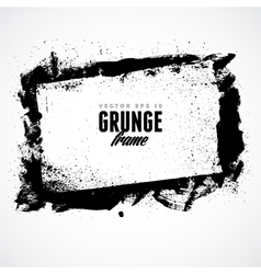 Grunge Frame for multiple applications vector image