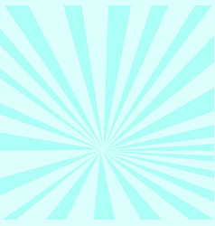 Pop art background sunlight blue gradient vector