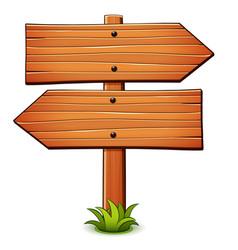 blank arrow sign design vector image