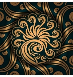 Eastern abstract background vector