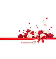 holiday valentines day vector image