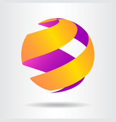 Logo sphera 018 vector