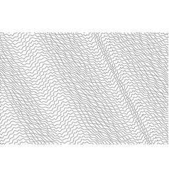wave abstract texture vector image