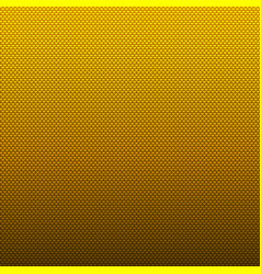 abstract yellow chevron pattern on gradient vector image
