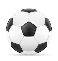 Soccer football ball vector