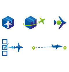 airtransport vector image