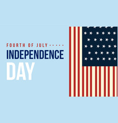 Banner of independence day theme collection vector