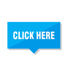 click here price tag vector image