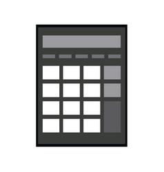 Calculator number investigation analysis data vector