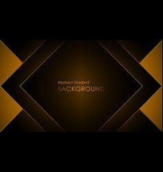 Luxury abstract geometric background vector