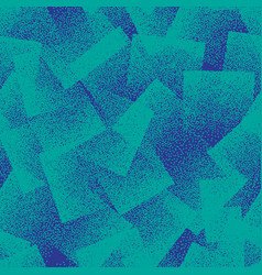 abstract stippled weird seamless pattern vector image