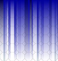 Hexagonal Repeating Background vector image