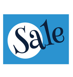 xxxx sale poster vector image