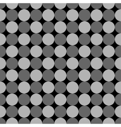 Polka dot geometric seamless pattern 5510 vector image