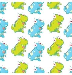 Bruno t-rex vector image