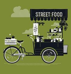 Street Food Festival Banner vector
