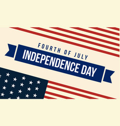 Independence day theme background collection vector
