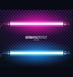 Ultraviolet light vector
