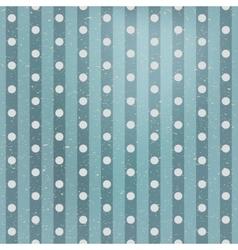 Vintage styled blue background vector