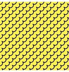 Wave geometric seamless pattern 5710 vector image