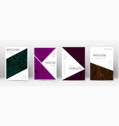 Abstract cover superb design template vector