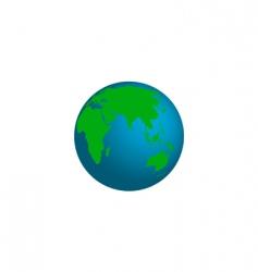 earth vector image vector image