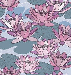 Patternflowers vector