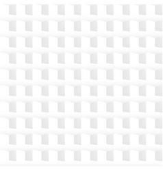 White geometric decorative texture - seamless vector