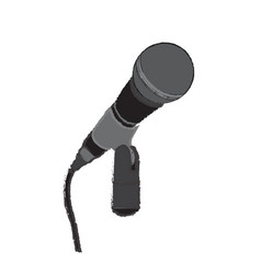 Isolated microphone vector