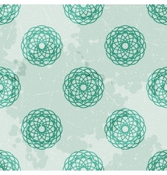 Ornament Seamless Pattern vector image