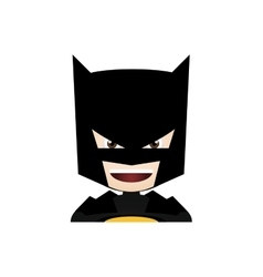 Costume facial expression vector