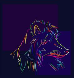 Dog 3 vector
