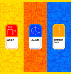 Measure package labels vector