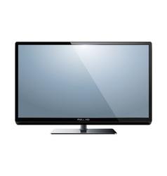 HD TV vector image vector image