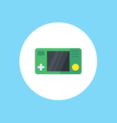 gamepad icon sign symbol vector image