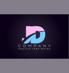 Jd alphabet letter join joined letter logo design vector