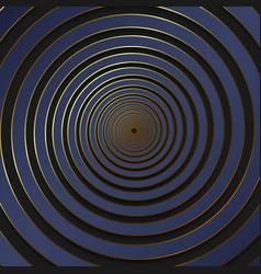 Luxury spiral background vector