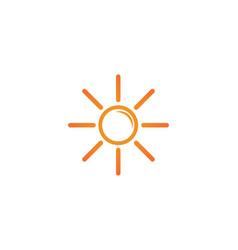 - sun burst star icon vector
