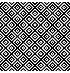 Black and white hypnotic background seamless vector